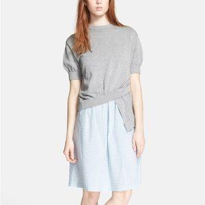 Marc by Marc Jacobs Twisted Hem Sweater Dress - M